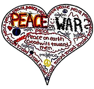 heat peace image